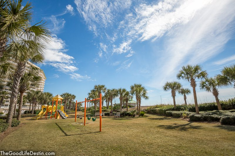 June Decker Park Public Beach Destin Florida
