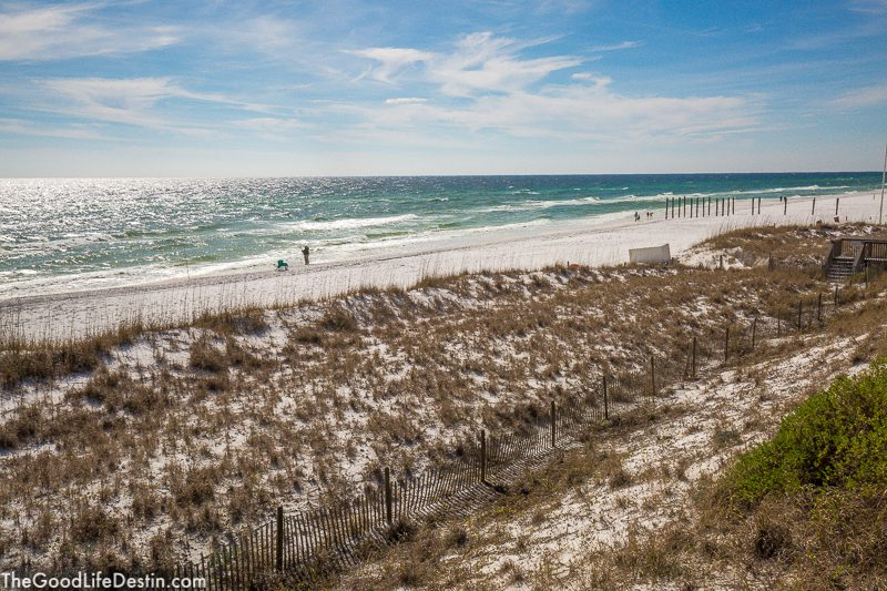 Tarpon Street Public Beach Access Destin Florida