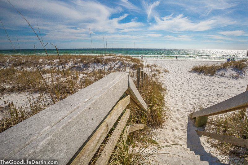 James Lee Beach Destin Florida