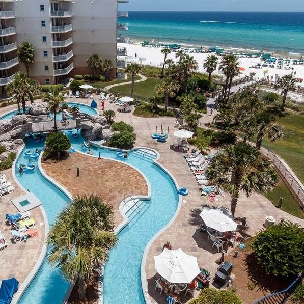 Beautiful Places In Florida To Stay: The 5 Best Resort Pools In Destin, Florida